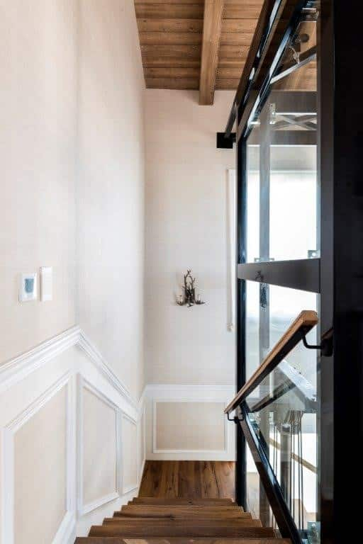 בית פרטי עם מעלית במרכז